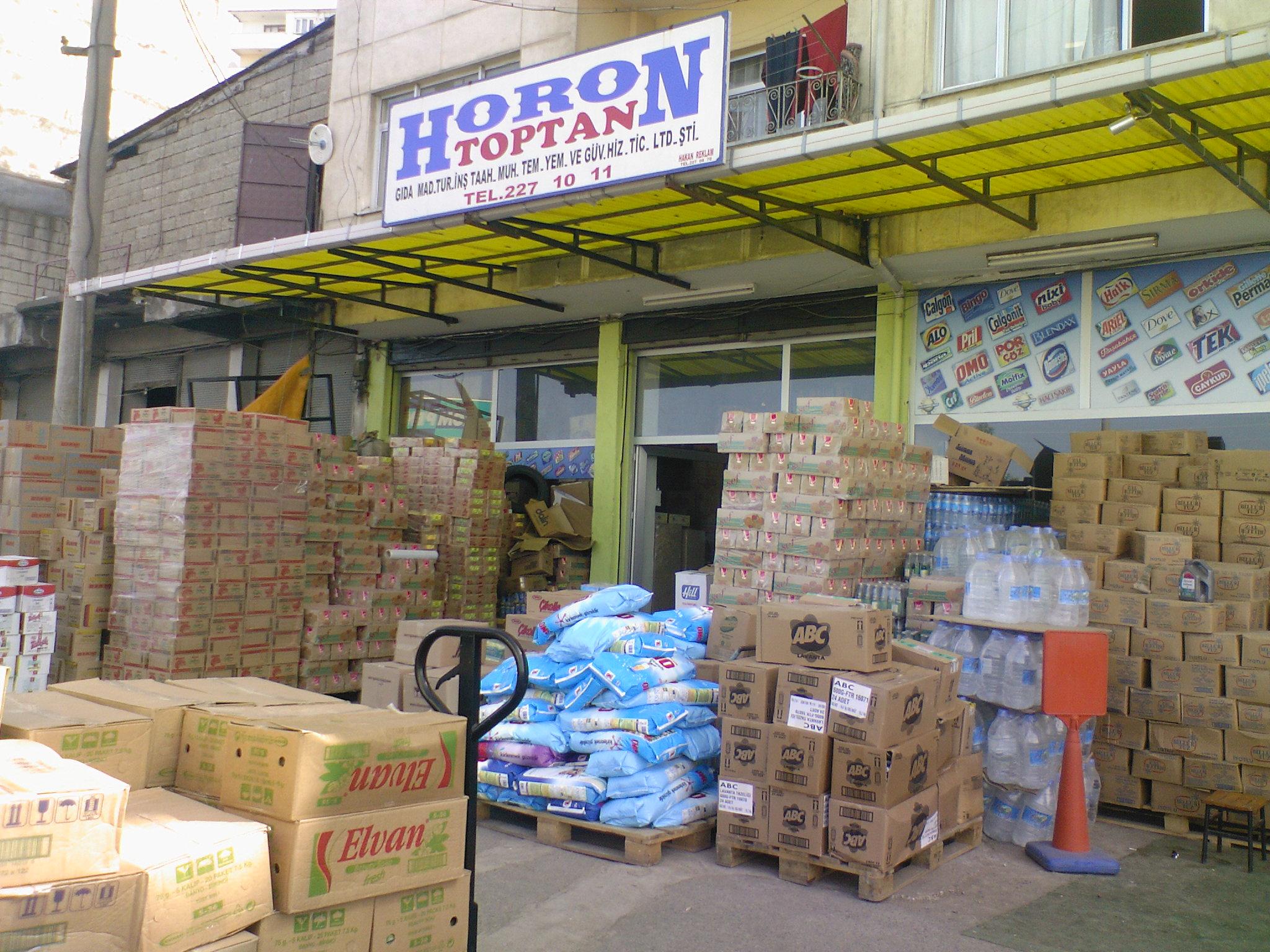 HORON TOPTAN