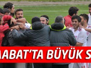 Akçaabat FK 2-0 Silivrispor