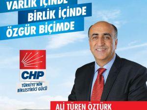 CHP Ali Türen Öztürk Projeleri