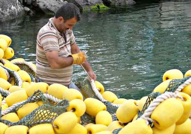 Balıkçılar Mola Verdi Ağlar Bakıma Alındı galerisi resim 13