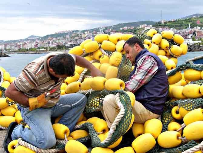 Balıkçılar Mola Verdi Ağlar Bakıma Alındı galerisi resim 20