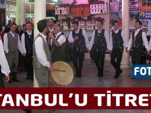 İstanbul'u Tirettik