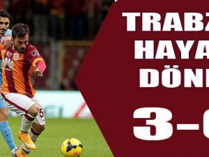 Trabzonspor İstanbul'da Coştu 3-0