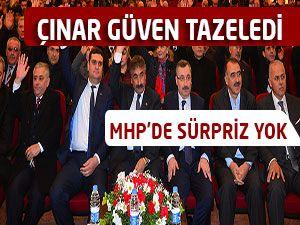 MHP Akçaabat'ta Kongre Yapıldı.