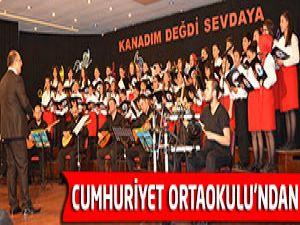 Cumhuriyet Ortaokulu'ndan