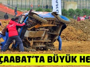 Trabzon'da Off-Road Yarışları...