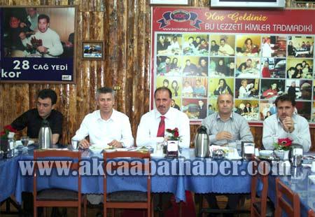 AK Partiden Bürokratik Ziyaret galerisi resim 12