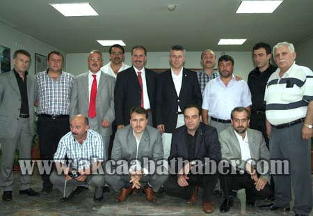 AK Partiden Bürokratik Ziyaret galerisi resim 15