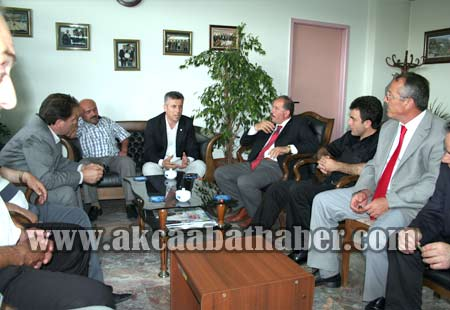 AK Partiden Bürokratik Ziyaret galerisi resim 16