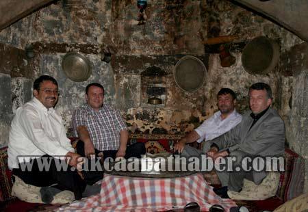 AK Partiden Bürokratik Ziyaret galerisi resim 7