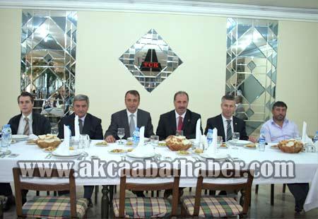 AK Partiden Bürokratik Ziyaret galerisi resim 9
