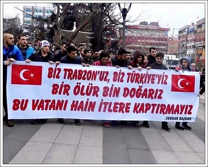 Trabzonlu Şehidimize Son Görev galerisi resim 10