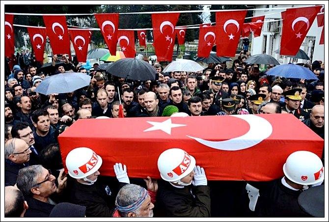 Trabzonlu Şehidimize Son Görev galerisi resim 11