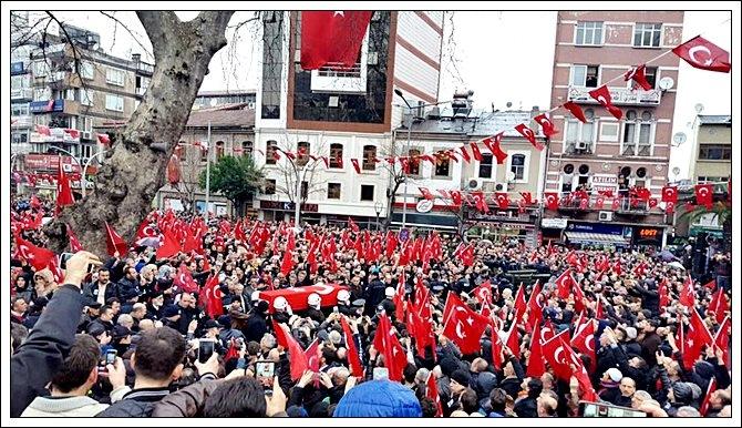 Trabzonlu Şehidimize Son Görev galerisi resim 13