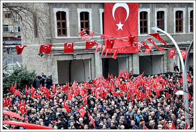 Trabzonlu Şehidimize Son Görev galerisi resim 17