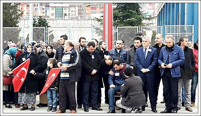 Trabzonlu Şehidimize Son Görev galerisi resim 20