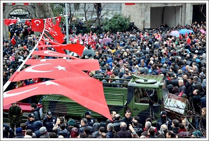 Trabzonlu Şehidimize Son Görev galerisi resim 24