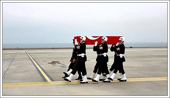 Trabzonlu Şehidimize Son Görev galerisi resim 25