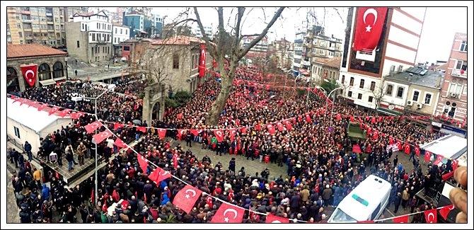 Trabzonlu Şehidimize Son Görev galerisi resim 29