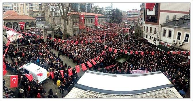 Trabzonlu Şehidimize Son Görev galerisi resim 5