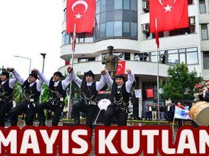Gençlik ve Spor Bayramı çeşitli etkinlikler ile kutlandı.
