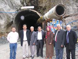 Trabzonda HESlere Denetim