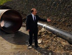 Trabzonda Su Kesintisi Başladı