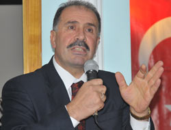 AK Parti Toplantısından