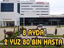 Devlet Hastanesi Kendini Aştı