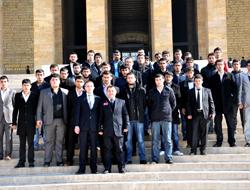 Öğrenci Derneğinden Çanakkale ve Ankara Ziyareti