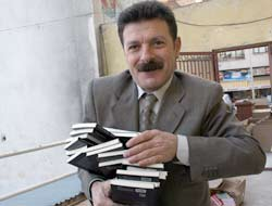 Kaymakamlıktan 65 bin kitap