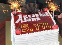 5. Yaş Günümüzü Kutladık