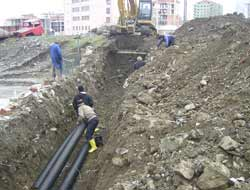 Osmanbabaya Kanalizasyon