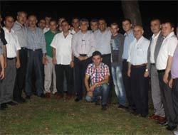 AK Parti Köylerde Vatandaşla