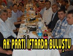 AK partiden Birlik Yemeği