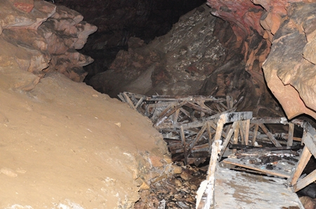 Mağara Bölgeyi Kalkındırabilir