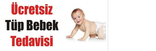 Muhtaçlara Tüp Bebek Tedavisi