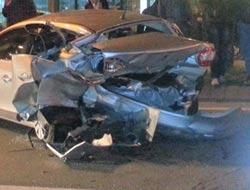 Yaylacıkta Kaza 3 Yaralı