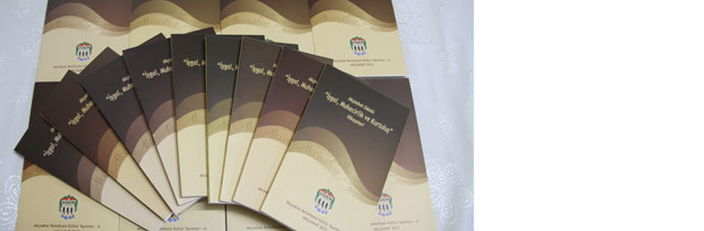 Belediyeden Kitap