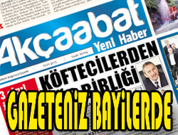 Akçaabat Gazetesi Çıktı