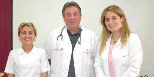 Başarılı doktor seçildi
