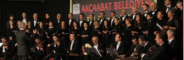 Belediye Korosundan Konser