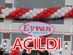Eyvan Köfte Açıldı