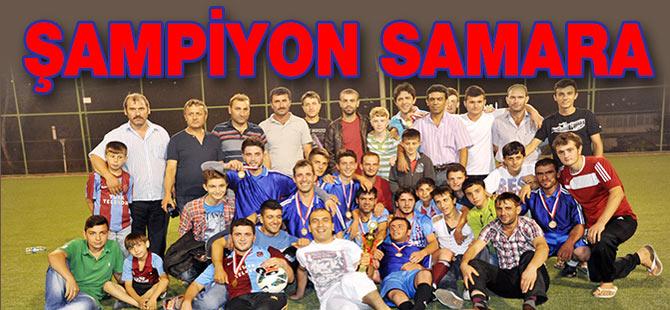 ŞAMPİYON SAMARA