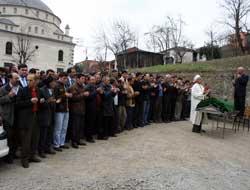 Ali Şahine Son Görev