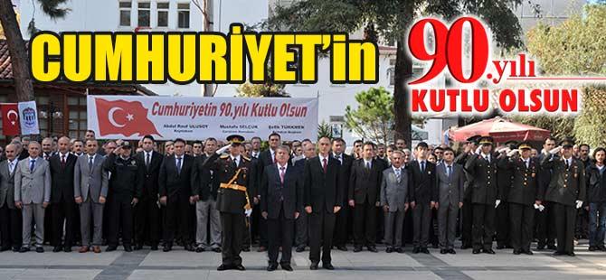 Cumhuriyet'in 90 Yılı…