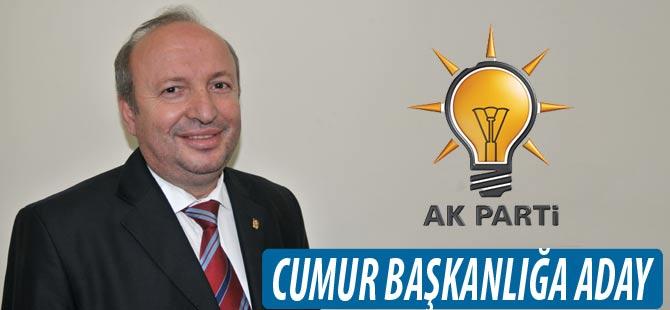 Cumur, Düzköy Belediye başkanlığına aday adayı oldu.