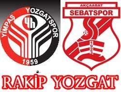 Yozgatspor 1: Sebatspor 1