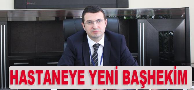 Akçaabat Haçkalı Baba Devlet Hastanesi Başhekimliği'ne Dr. Mustafa Aydın atandı.