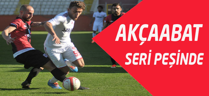 Trabzon Akçaabat Futbol Kulübü Galibiyet Peşinde